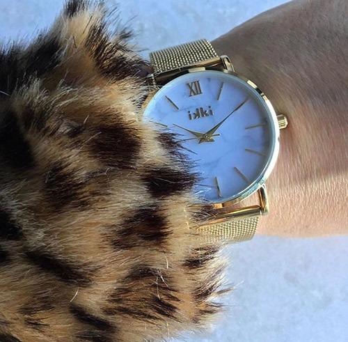 ikki 4 Horloges en zonnebrillen 2018