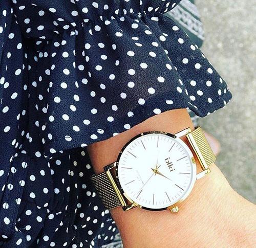 ikki 6 Horloges en zonnebrillen 2018