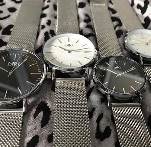 ikki 7 Horloges en zonnebrillen 2018