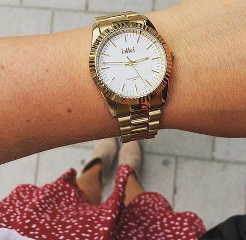 ikki 9 Horloges en zonnebrillen 2018