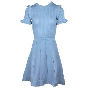 Karina Dress Baby Blue By Botique-Fashion