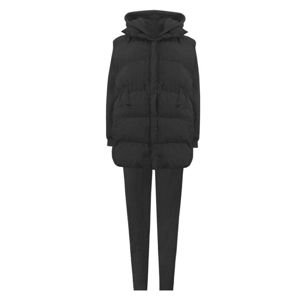 May 3 -Delige Comfy Set Black By Botique-Fashion