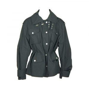 jus de pom cargo jacket black
