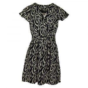 kaylla zebra dress