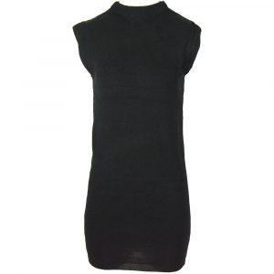 luc ce cloth dress black