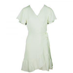 michelle dress white